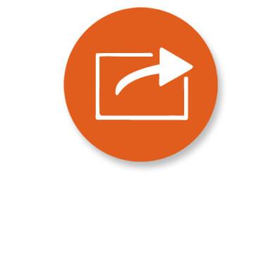 Share estimate files easily
