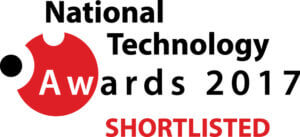 National Technology Awards BuildingWorks shortlisted