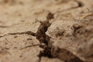 ground conditions - clay sand rock