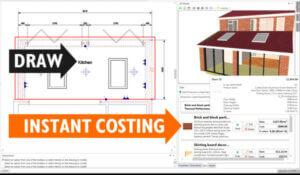 BuildingWorks costing