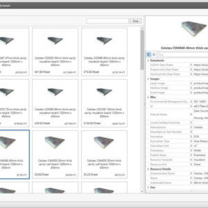 BIM objects | Construction Software for Builders